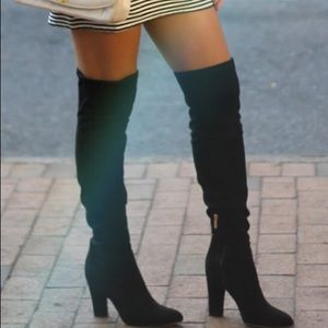 Beautiful and sexy over the knee boots
